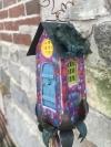 Purple Confetti Pixie Potty